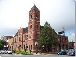 Town Hall, Charlottetown, PEI, Canada